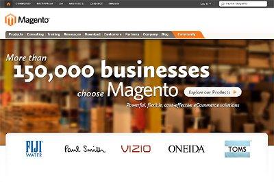 Magento online prodavnica
