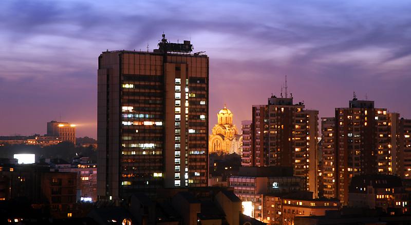 Beograd, Crkva Svetog Marka