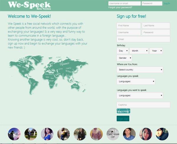 We-speek.com