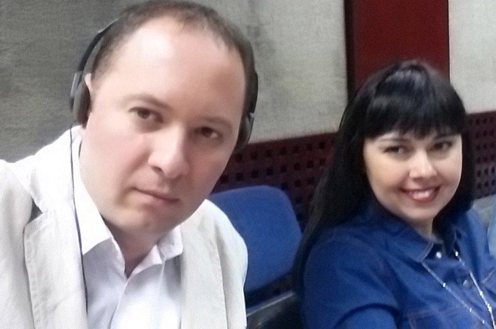Ana Todorović Radetić i Milan Todorović