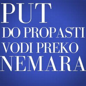Put do propasti