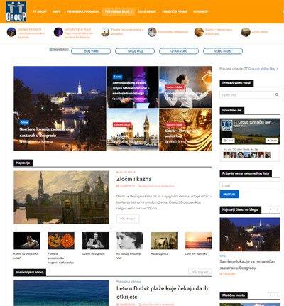 Izrada informativnih portala