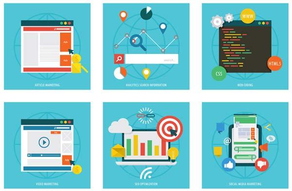 Faze razvoja web sajta