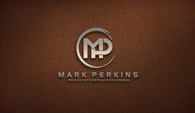 Mark Perkins logo rešenje