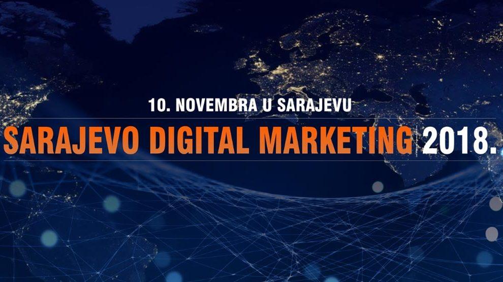 Sarajevo digitalni marketing, 10. novembar 2018